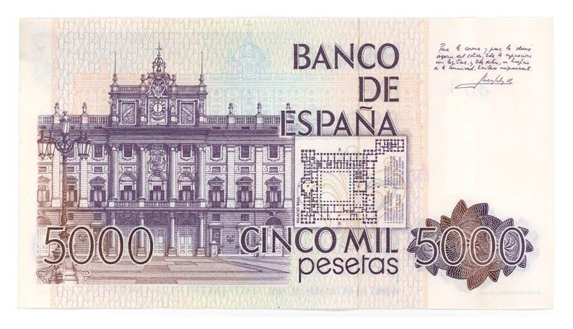 Billetes del Banco de España 10