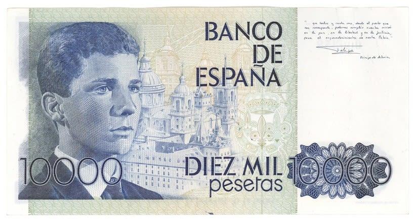 Billetes del Banco de España 12