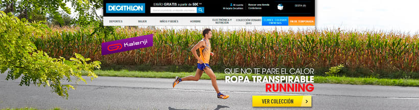 Banners Decathlon España, S.A. 1