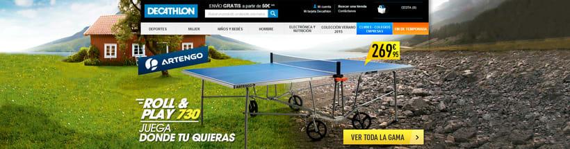 Banners Decathlon España, S.A. 2