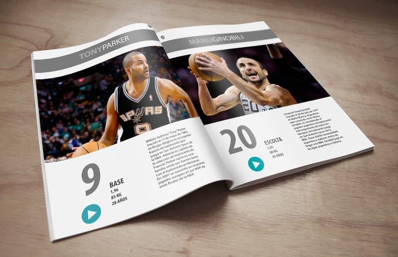 Editorial (Maquetación e infografías) 2