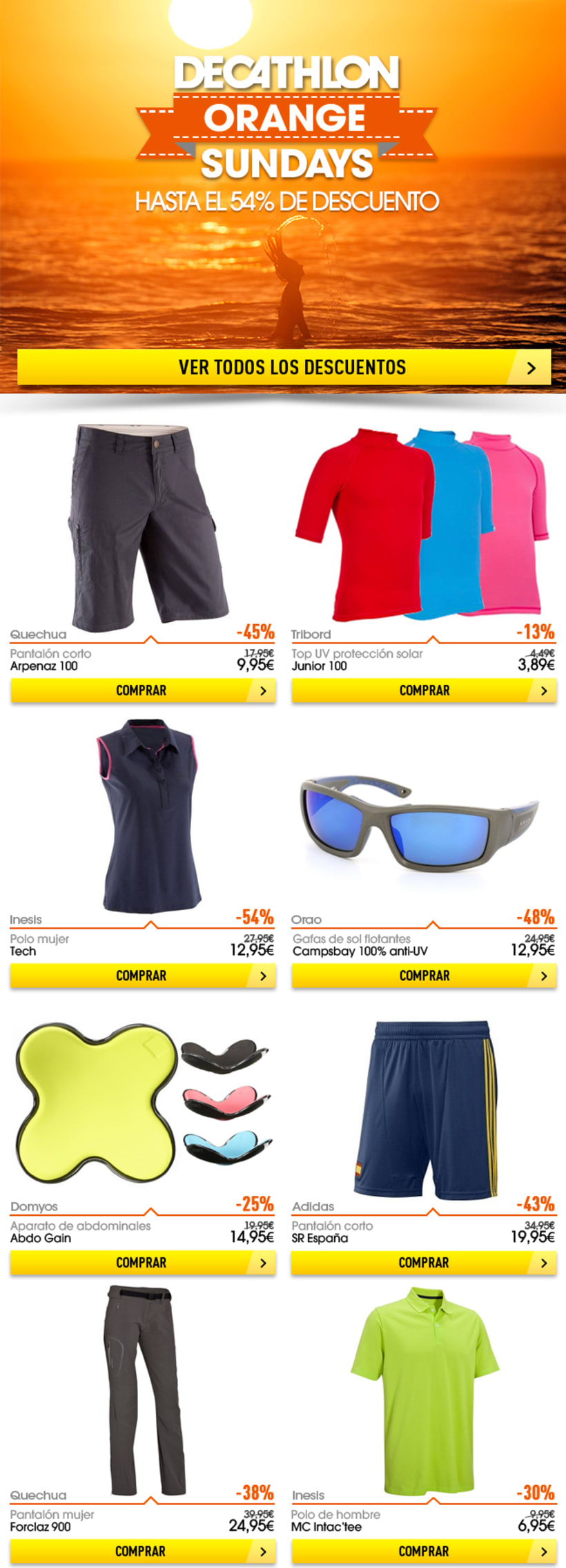 Mailing Decathlon S.A. 2