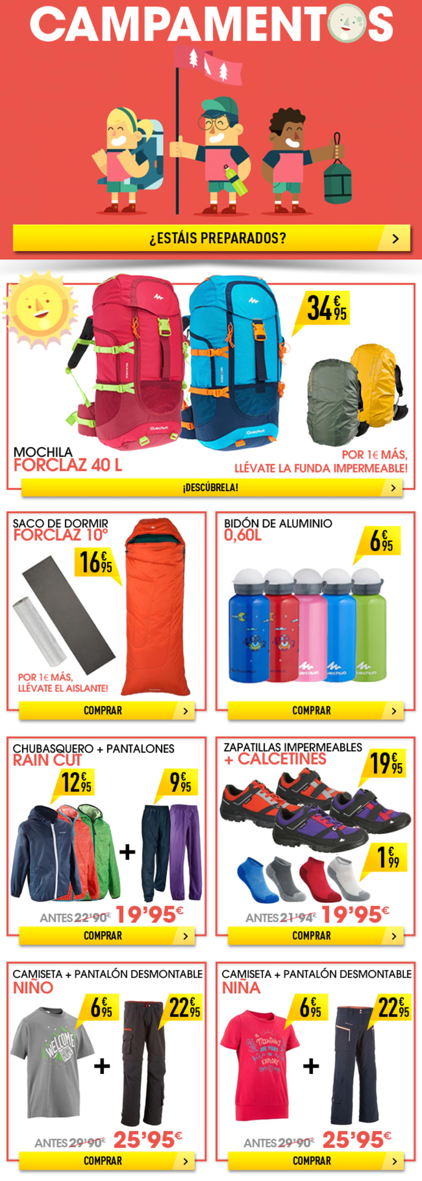 Mailing Decathlon S.A. 1