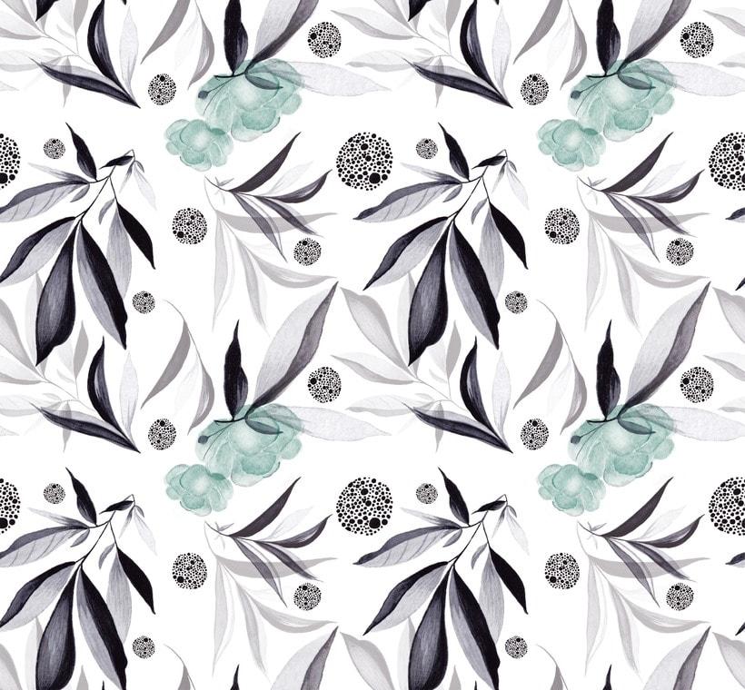 diseño de pattern y otros recursos para Mocca 0