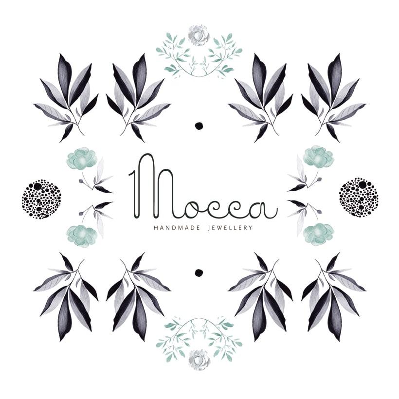 diseño de pattern y otros recursos para Mocca 1