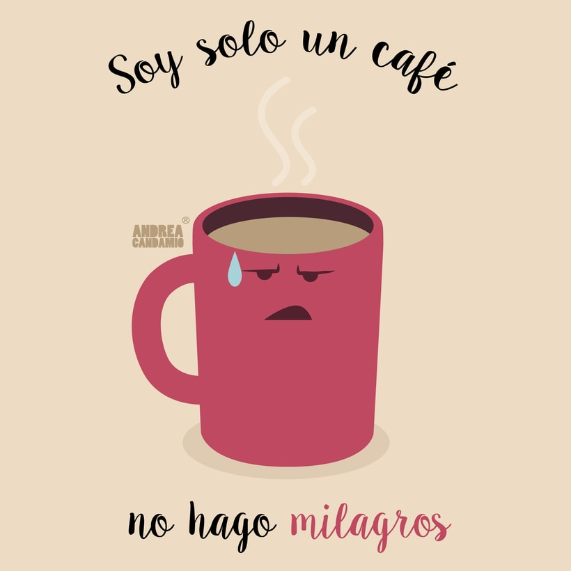 Ilustraciones café 1