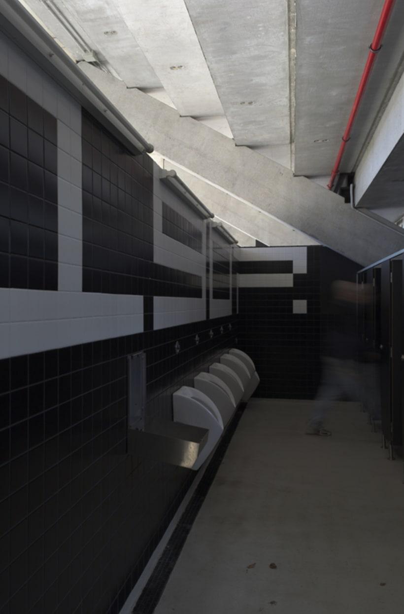 Estadio Gimnástica de Torrelavega. Campos del Malecón.  19