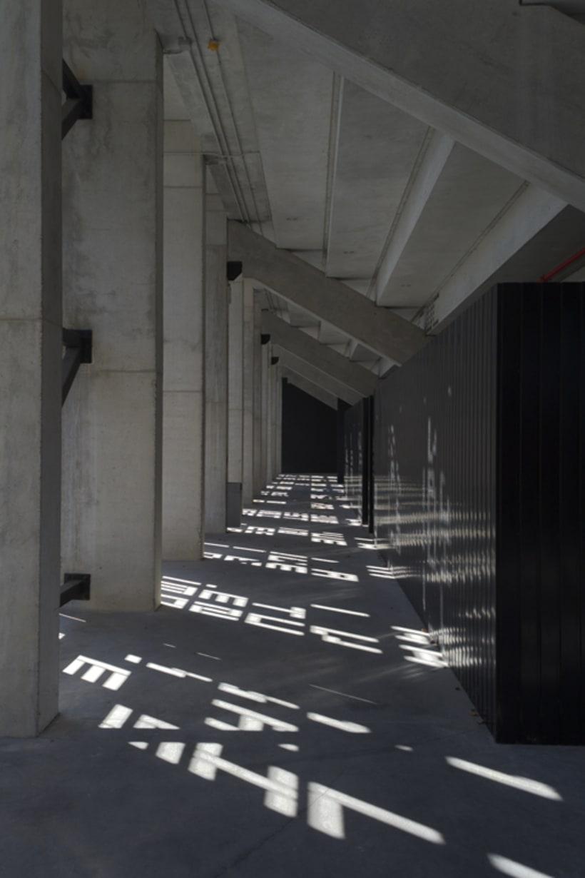 Estadio Gimnástica de Torrelavega. Campos del Malecón.  17