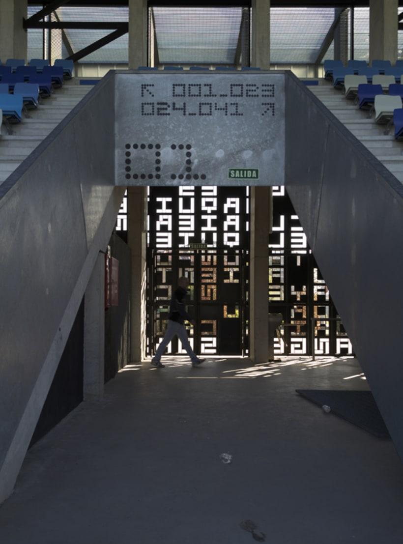 Estadio Gimnástica de Torrelavega. Campos del Malecón.  15