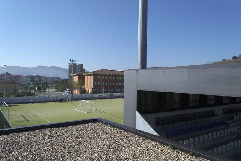 Estadio Gimnástica de Torrelavega. Campos del Malecón.  9