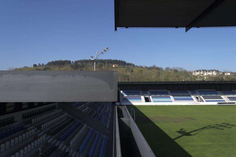 Estadio Gimnástica de Torrelavega. Campos del Malecón.  10