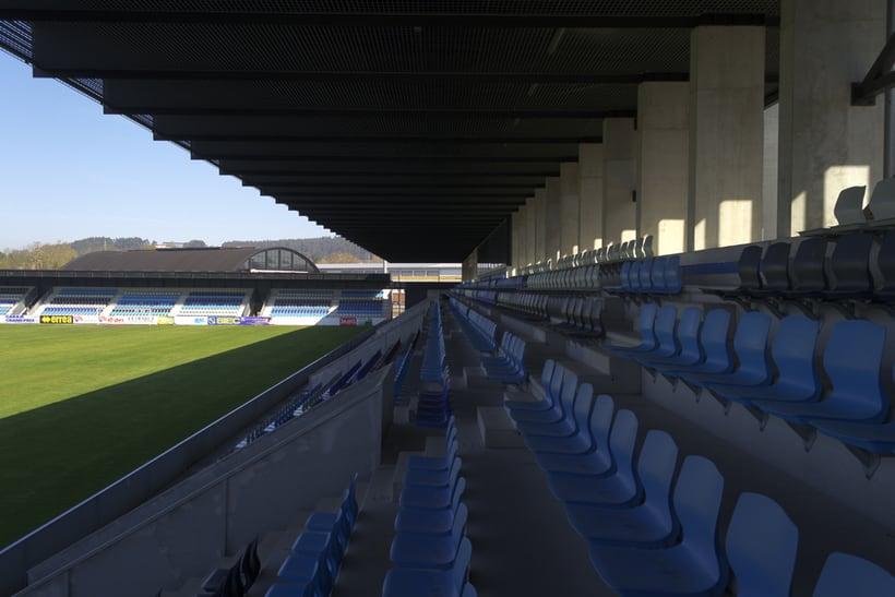 Estadio Gimnástica de Torrelavega. Campos del Malecón.  11