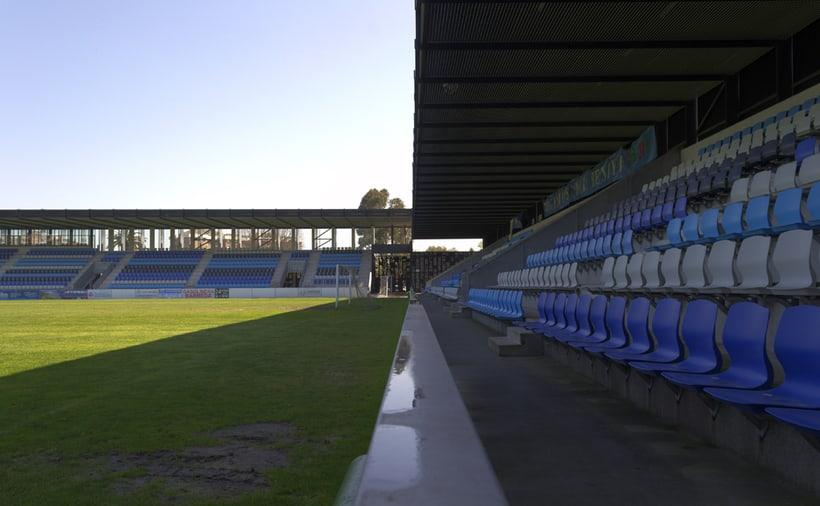 Estadio Gimnástica de Torrelavega. Campos del Malecón.  12