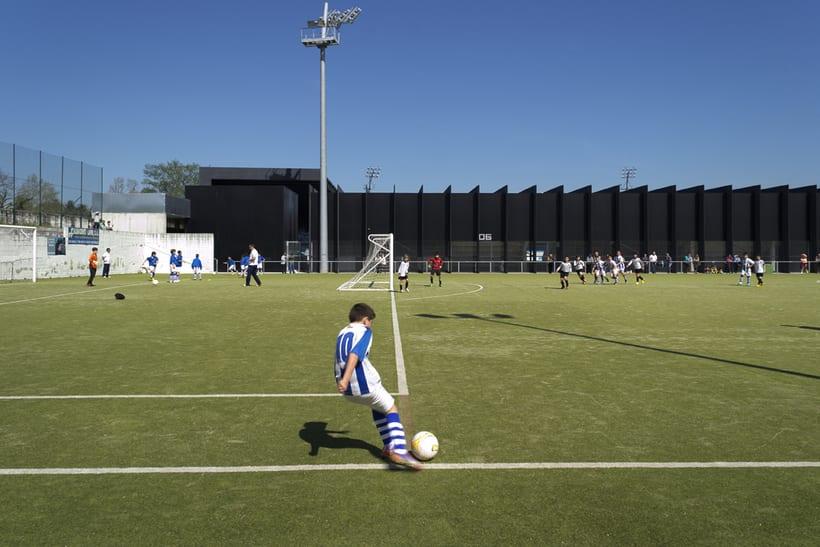 Estadio Gimnástica de Torrelavega. Campos del Malecón.  7