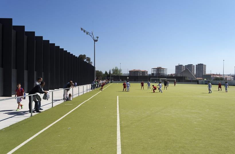 Estadio Gimnástica de Torrelavega. Campos del Malecón.  8