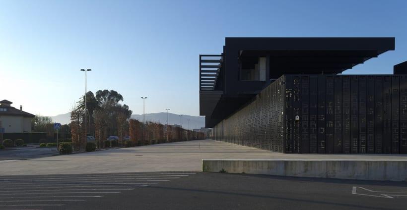 Estadio Gimnástica de Torrelavega. Campos del Malecón.  4