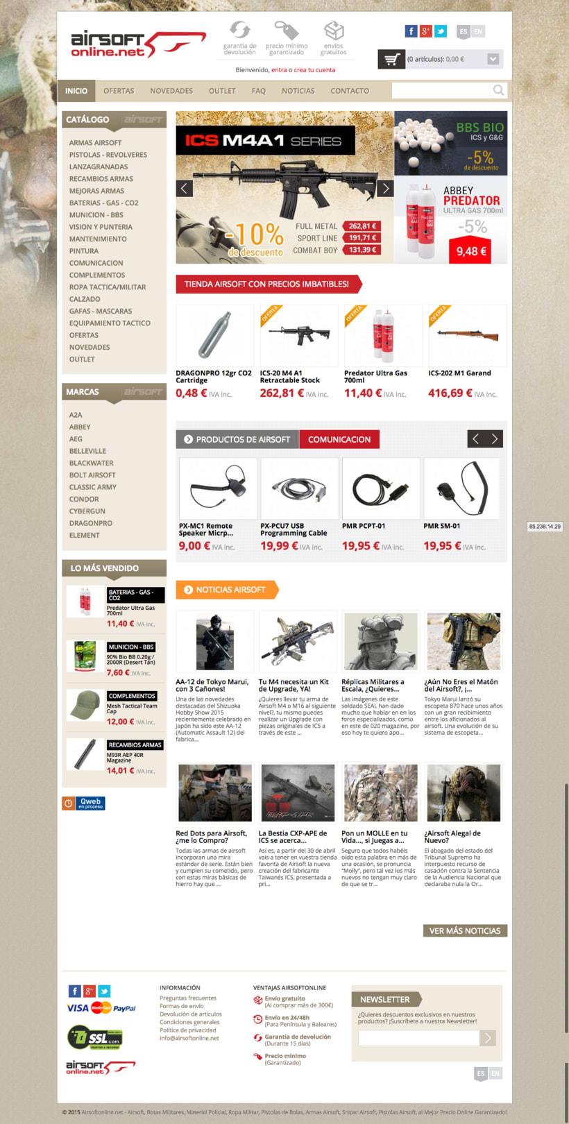 Tienda online airsoftonline.net -1