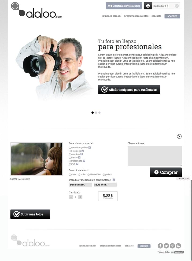 Tienda online alaloo.com -1