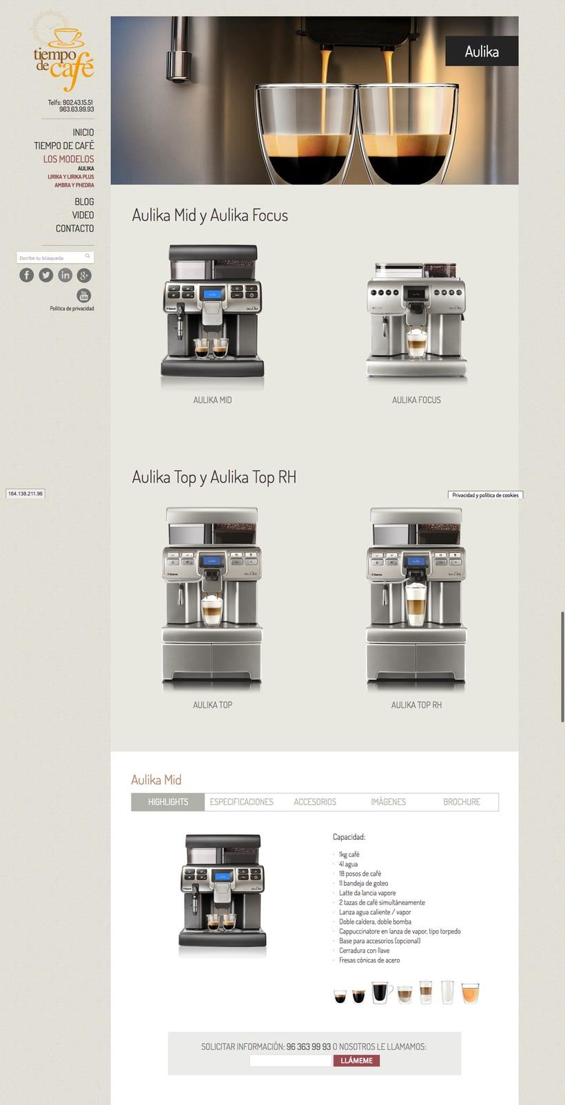 Web tiempodecafe.com -1