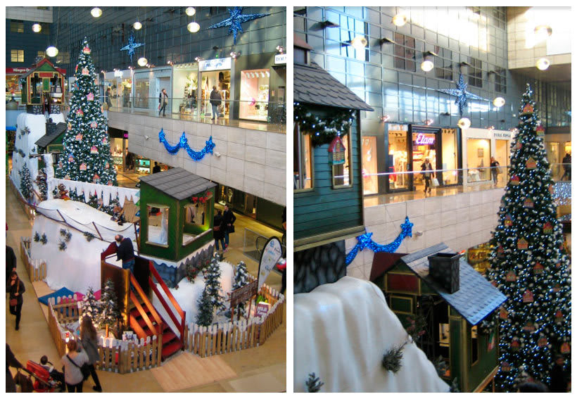 Ilustraci n digital l 39 illa diagonal centro comercial - Centro comercial illa diagonal ...