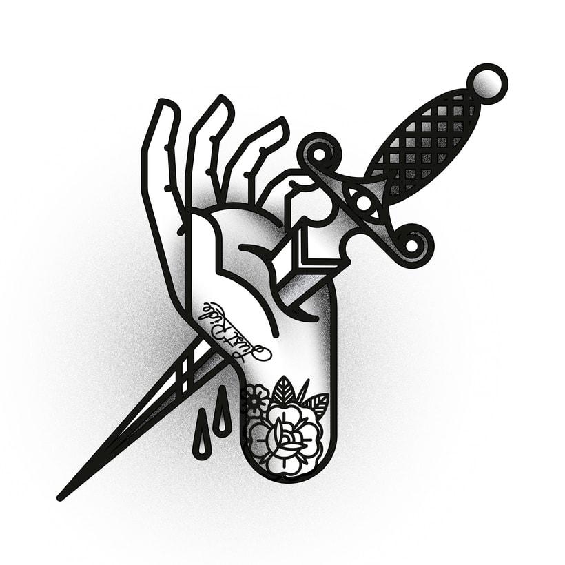 Tattoo Flash 2 | Domestika