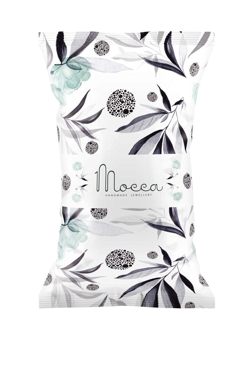 diseño de pattern y otros recursos para Mocca 2