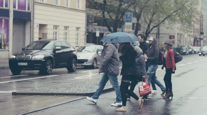 Bajo la lluvia 7