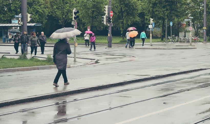 Bajo la lluvia 10