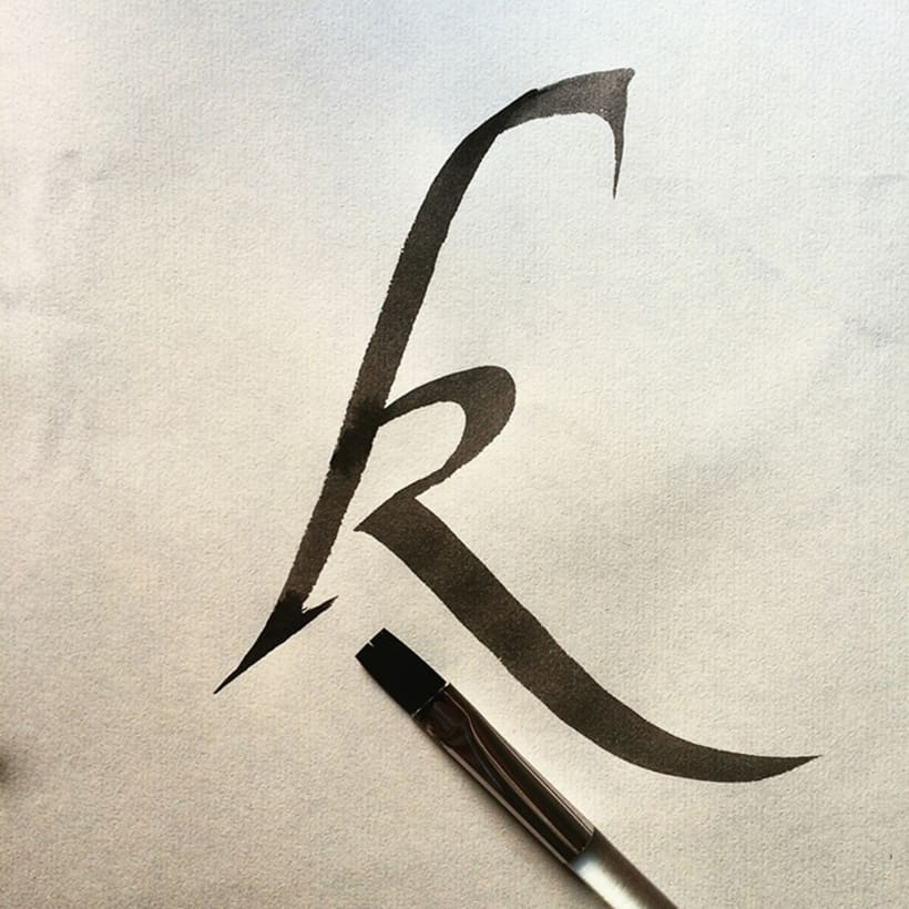 Lettering & Calligraphy 8