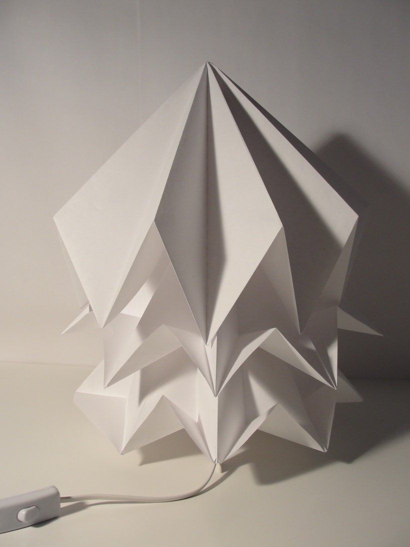 Lámpara Saguntum del estudio Peicop 4