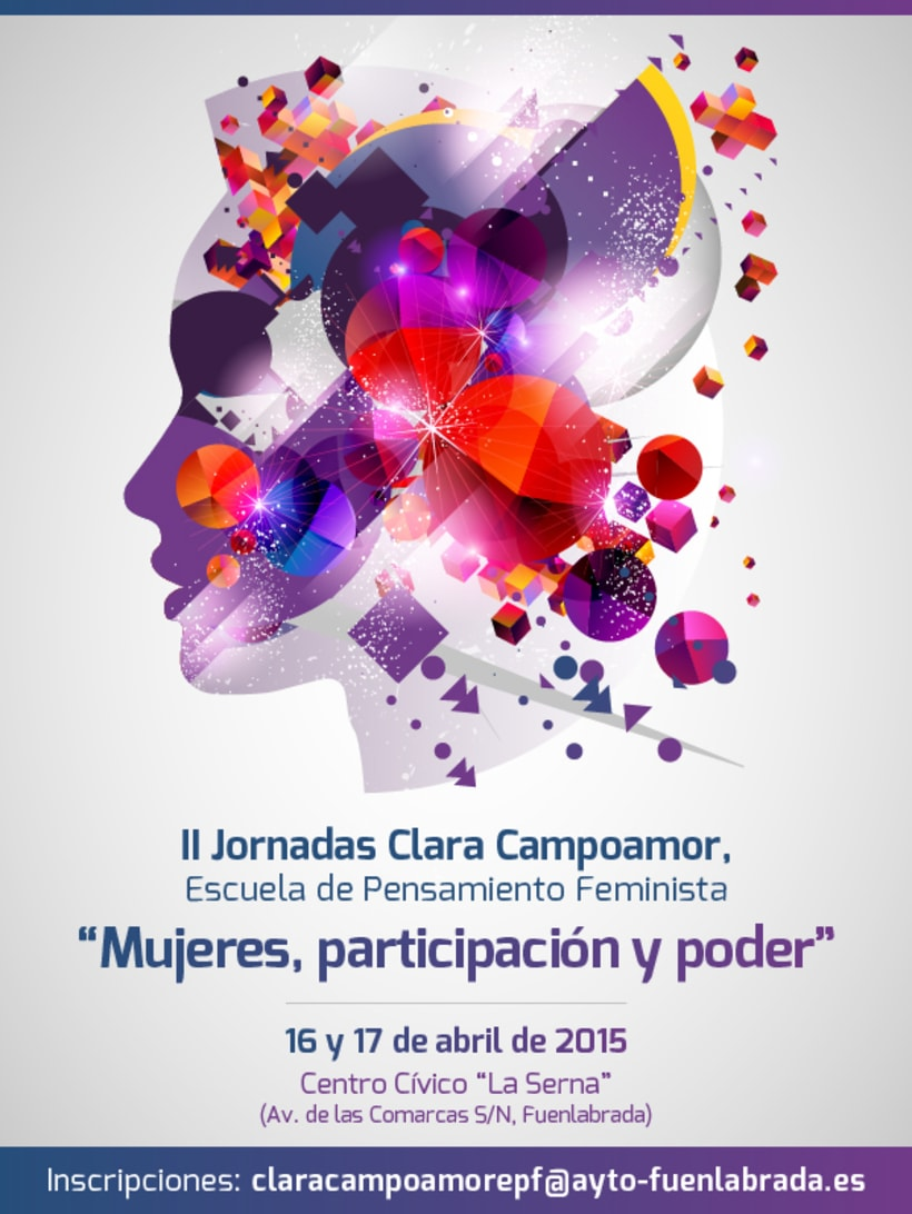 II Jornadas Clara Campoamor. Concejalía de Igualdad del Ayto. de Fuenlabrada 4