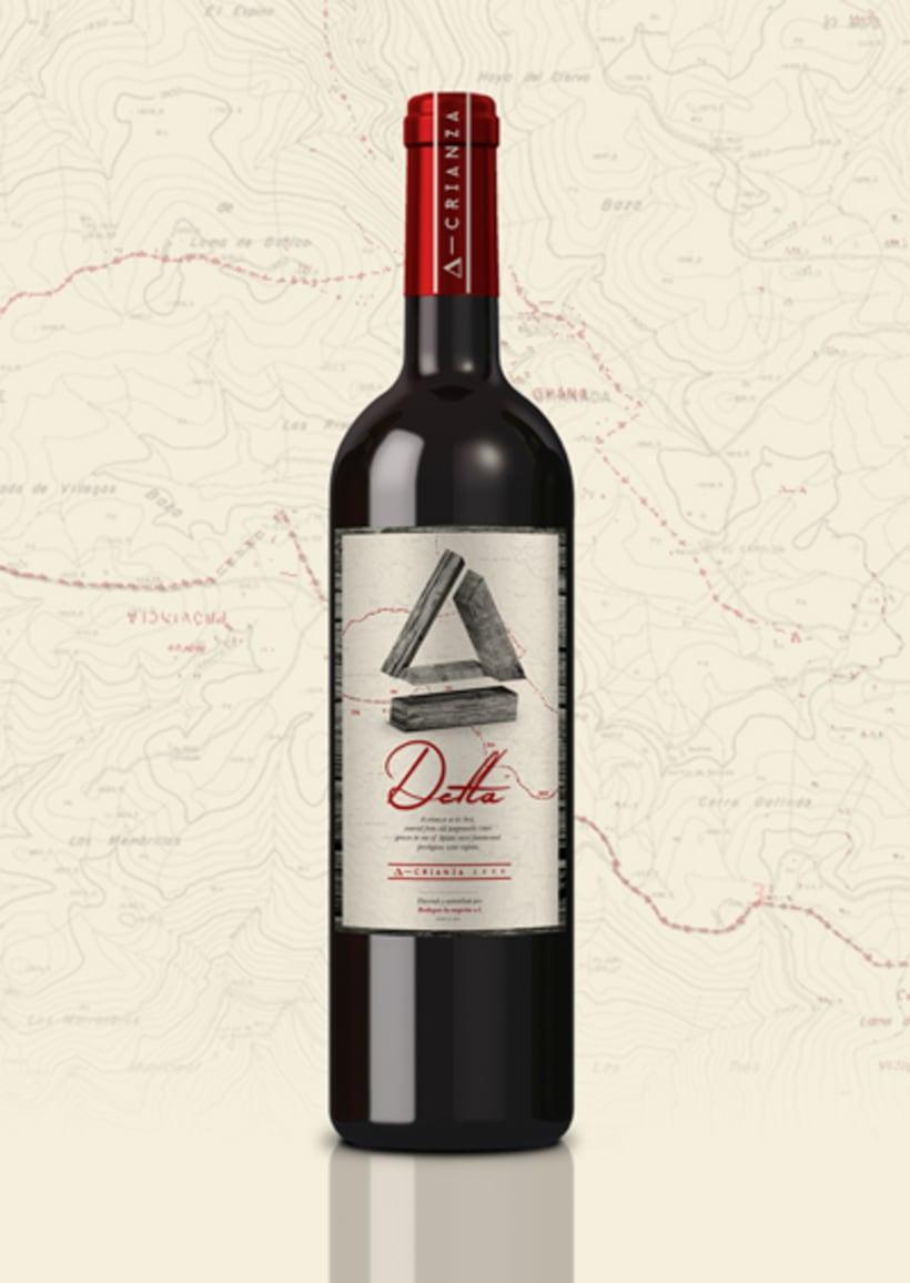 Wine project. Delta 2