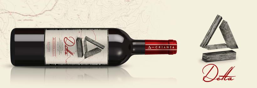 Wine project. Delta 0