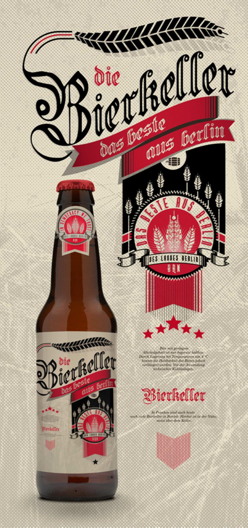 Beer project. Bierkeller 1