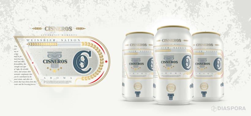 Beer project. Cisneros -1