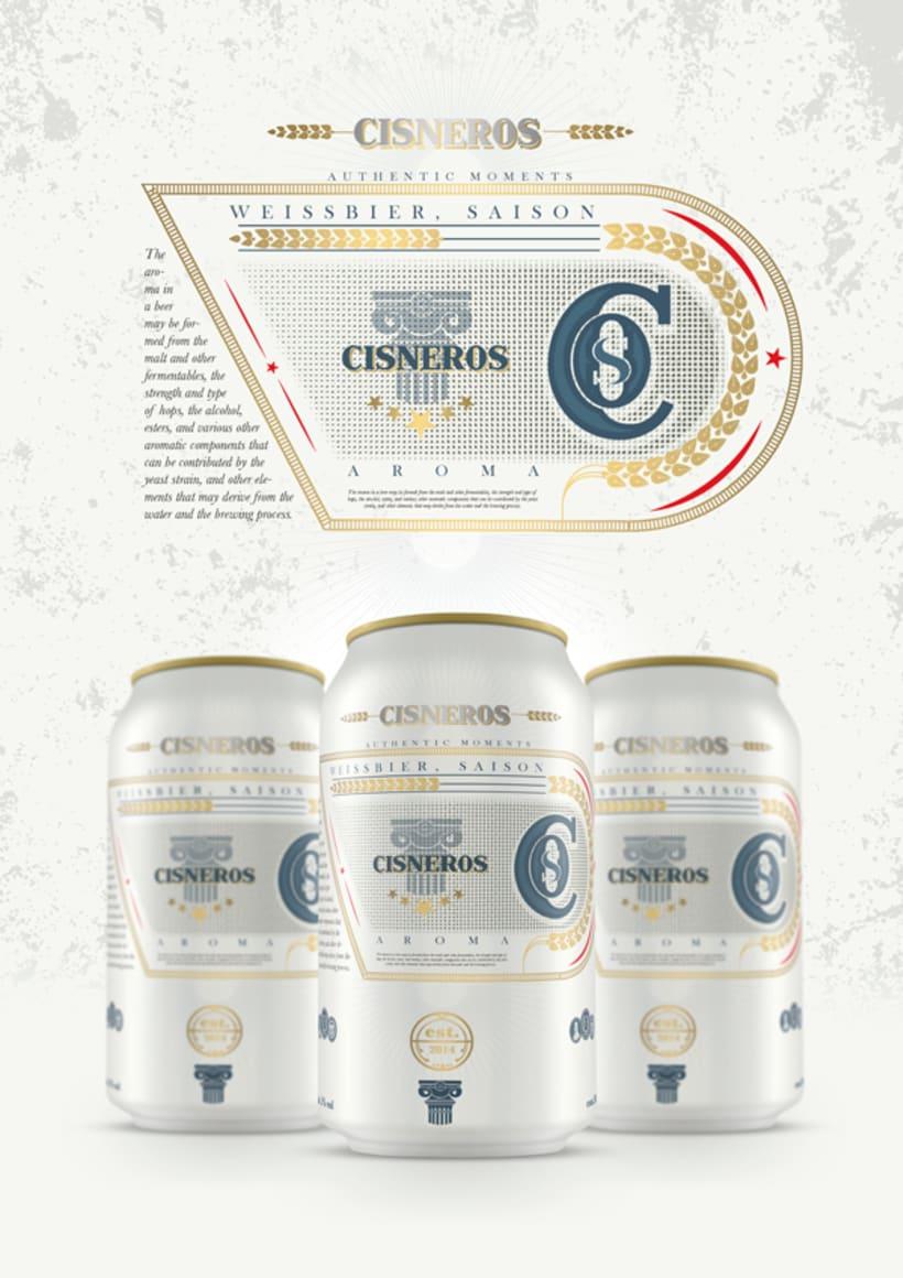 Beer project. Cisneros 0