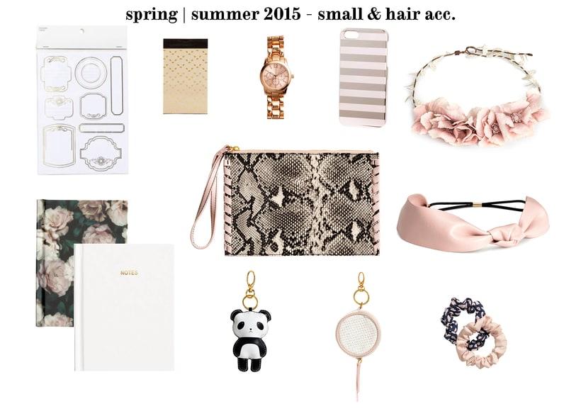H&M - Small Accesories Designer 10