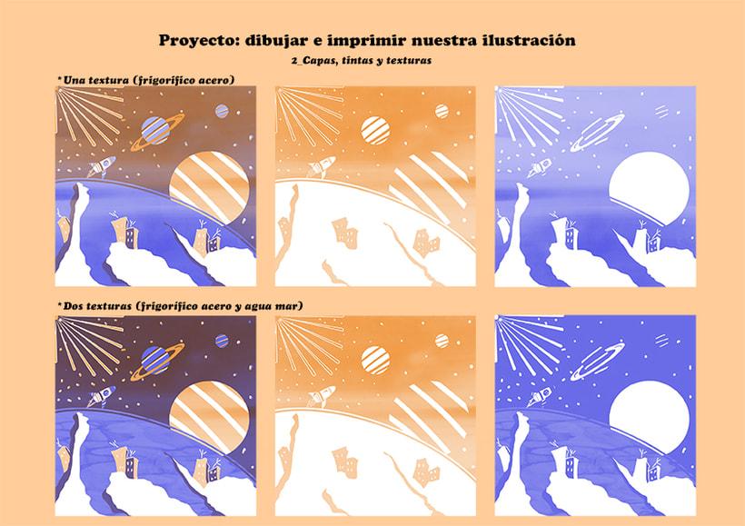 Mi Proyecto del curso Ilustración original de tu puño y tableta 5
