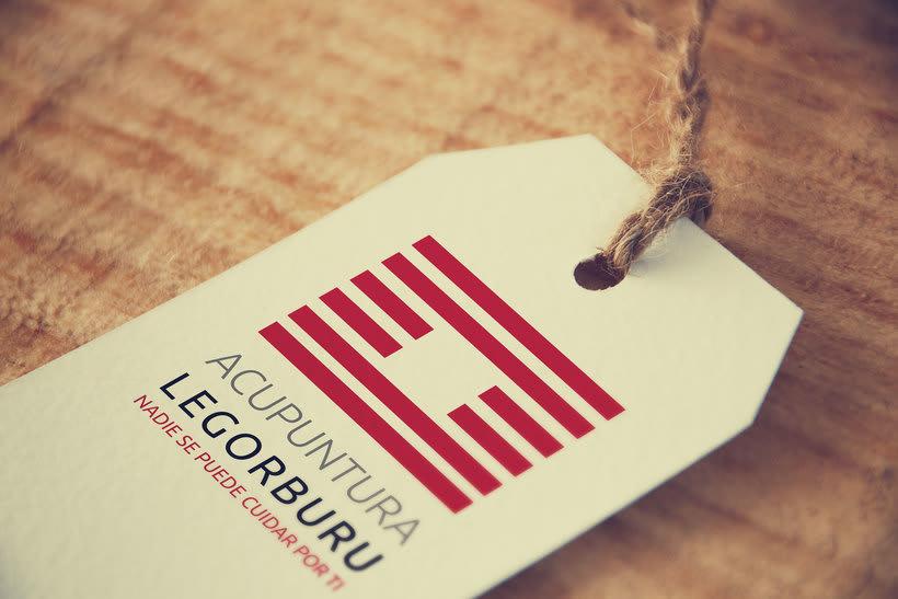 Acupuntura Legorburu - Logo & flyer 0