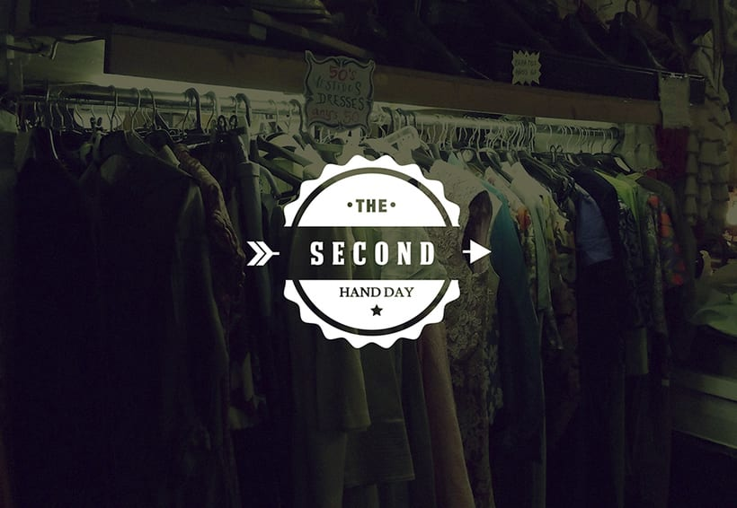 Second hand day - Logo design -1