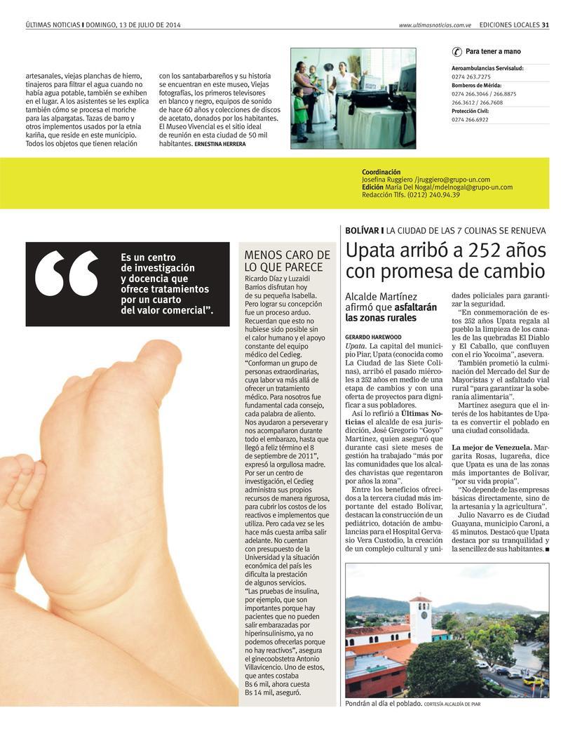 Diseños de Pulso Regional (Últimas Noticias) 5