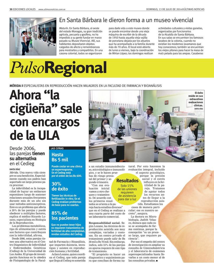 Diseños de Pulso Regional (Últimas Noticias) 4