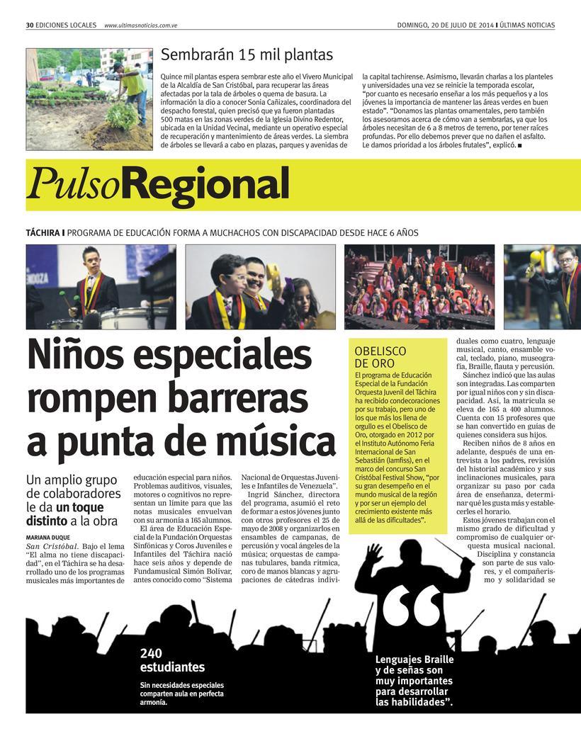 Diseños de Pulso Regional (Últimas Noticias) 6