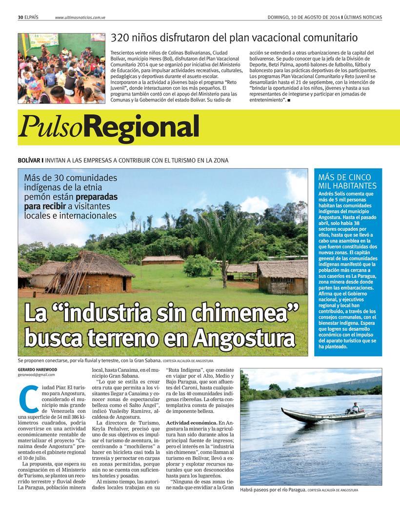 Diseños de Pulso Regional (Últimas Noticias) 8