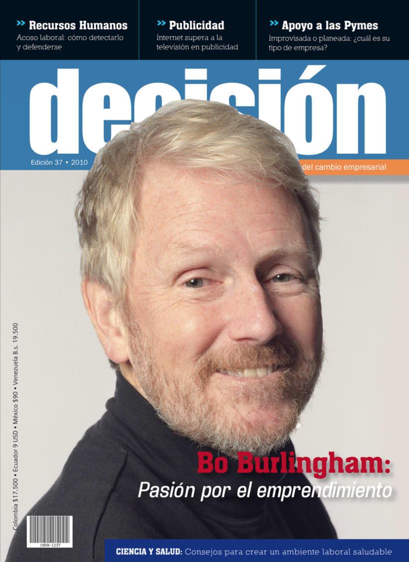 Diagramación Revista Decisión Colombia 4