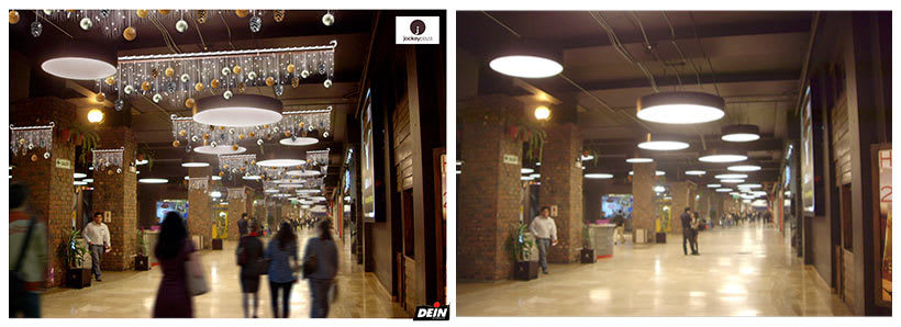 Retoque fotográfico y creación de prototipos para proyectos de decoración navideña en centros comerciales 27