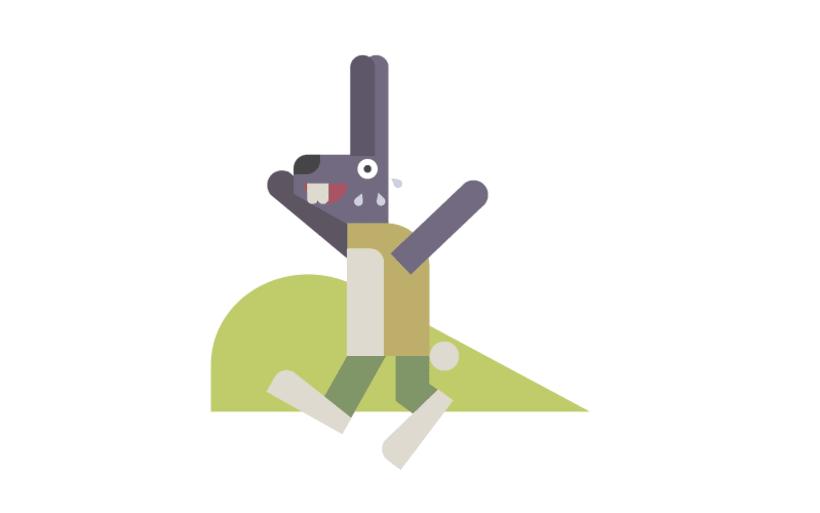 La liebre y la tortuga 3