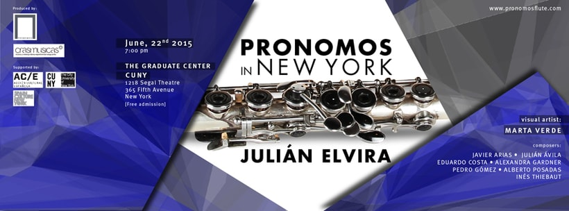 Pronomos in New York 2