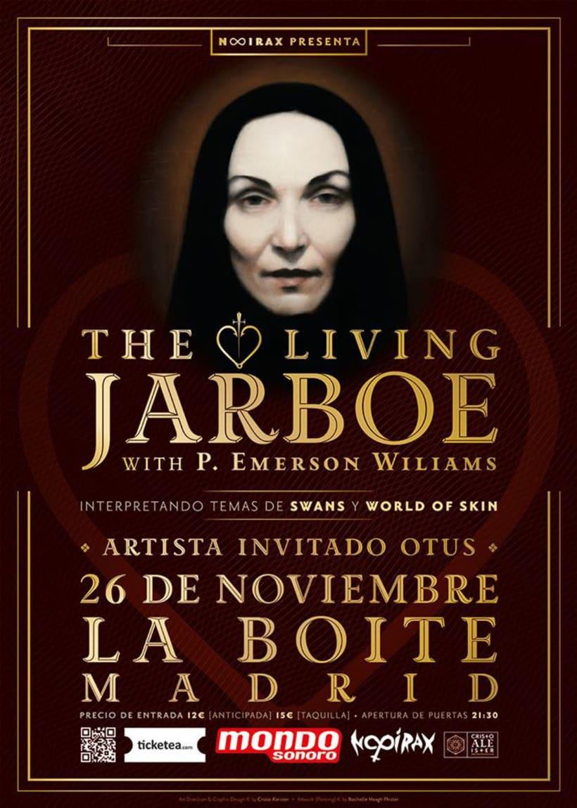 The Living Jarboe -1