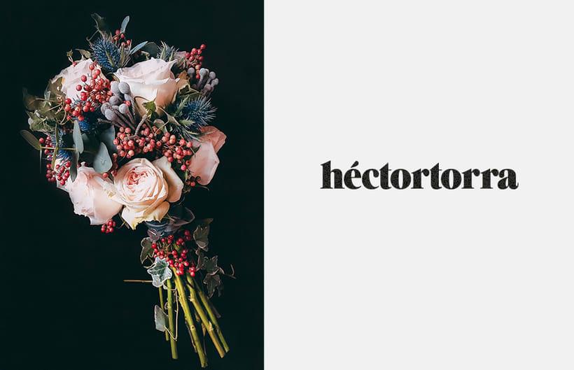 Héctor Torra — Identidad Visual 1